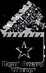 Remi Award Clapper3_grey_150